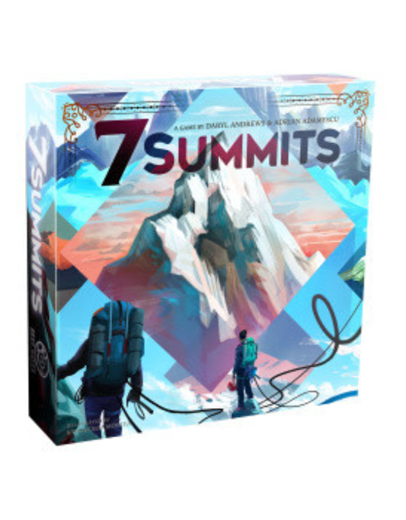 Greater Than Games 7 Summits (EN)