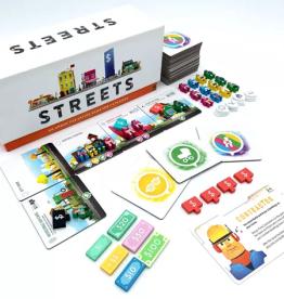 Sinister Fish Games Précommande: Streets (EN)