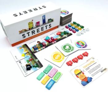 Précommande: Streets (EN)