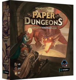 Alley Cat Games Précommande: Paper Dungeons (EN)