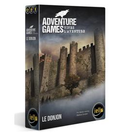 Kosmos Adventure Games: Le Donjon (FR)