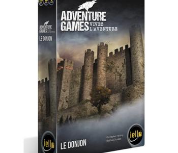 Adventure Games: Le Donjon (FR)