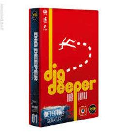 Iello Detective: Ext. Signature : Dig Deeper (FR)