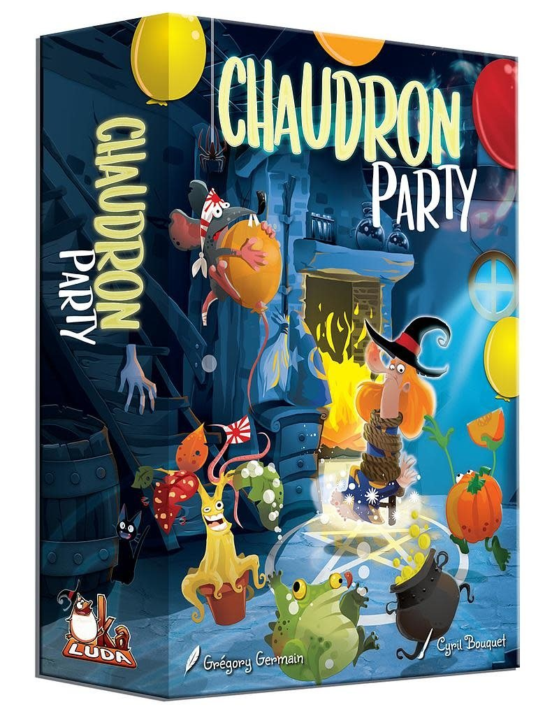 Oka Luda Chaudron Party (ML)