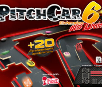 Précommande: Pitch Car: Extension 6: No Limit (FR)