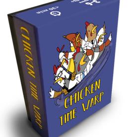 Crashstache Games Précommande: Chicken Time Warp (EN)