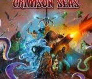 Valeria: Card Kingdoms: Ext. Crimson Seas (EN)