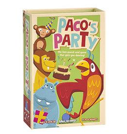 Blue Orange Games Précommande: Paco's Party (ML) Q2 2021