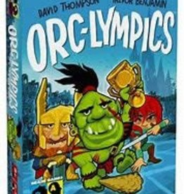Brain Games Orc-Lympics (ML)
