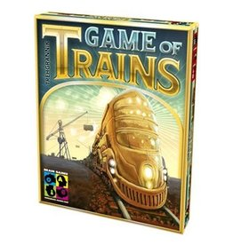 Brain Games Game Of Trains (ML)