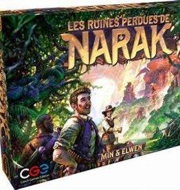 Iello Précommande: Les Ruines Perdues De Narak (FR) 21 mai 2021