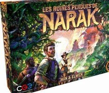 Les Ruines Perdues De Narak (FR)