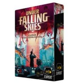 Iello Précommande: Under Falling Skies (FR) Q2 2021