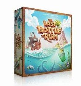 MJ Games The Last Bottle Of Rum (FR)