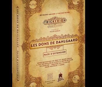 Trickerion: Ext. Dons De Dahlgaard (FR)
