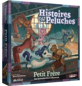 Plaid Hat Games Histoires De Peluches: Ext. Petit Frère ! (FR)