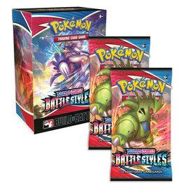 Pokemon Pokemon: Sword & Shield Battle Style Booster Pack (EN)