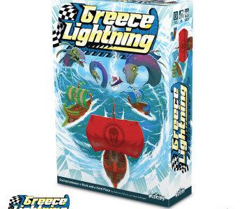 Précommande: Greece Lightning  (EN)