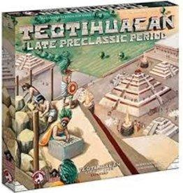 PixieGames Teotihuacan: Ext. L'Age Préclassique (FR) boite endommagée