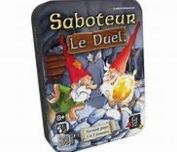 Saboteur: Le Duel (FR)