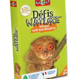 Bioviva Défis Nature: Animaux Extraordinaires (FR)