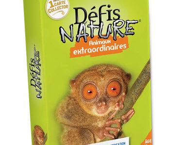 Défis Nature: Animaux Extraordinaires (FR)