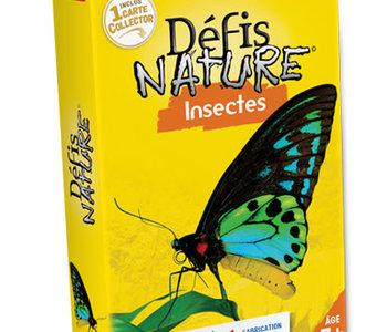 Défis Nature: Insectes (FR)