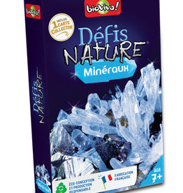 Bioviva Défis Nature: Minéraux (FR)