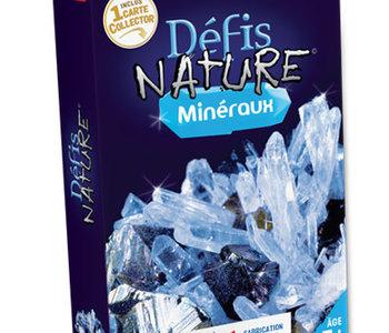 Défis Nature: Minéraux (FR)