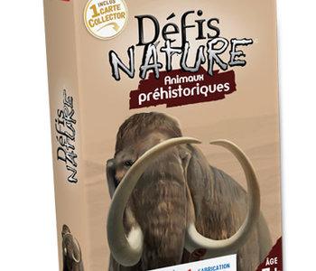 Défis Nature: Animaux Préhistoriques (FR)