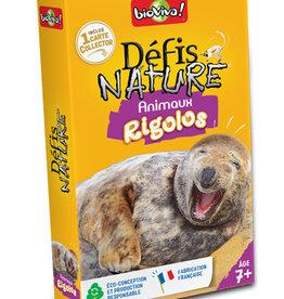 Bioviva Défis Nature: Animaux Rigolos (FR)
