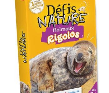 Défis Nature: Animaux Rigolos (FR)