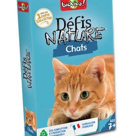 Bioviva Défis Nature: Chats (FR)