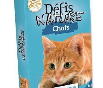 Défis Nature: Chats (FR)