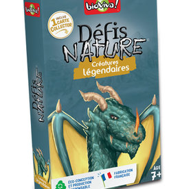 Bioviva Défis Nature: Créatures Légendaires (FR)