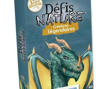 Défis Nature: Créatures Légendaires (FR)