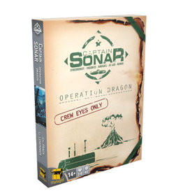 Matagot Captain Sonar: Ext. Upgrade 2: Opération Dragon (FR)