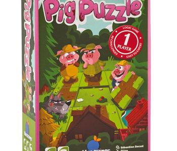 Pig Puzzle (ML)