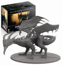 Steamforged Games Dark Souls: The Board Game: Wave 2: Ext. Black Dragon Kalameet (EN)