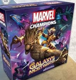 Fantasy Flight Games Marvel Champions LCG: The Galaxy's Most Wanted Hero Pack (EN)
