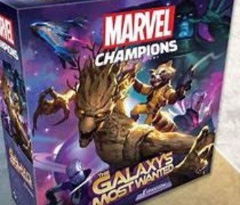 Marvel Champions LCG: The Galaxy's Most Wanted Hero Pack (EN)