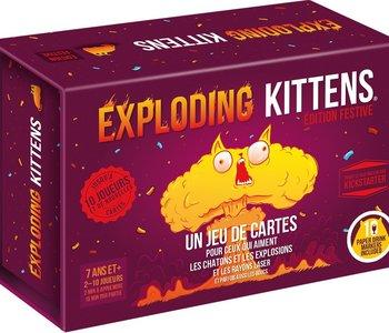 Exploding Kittens: Edition Festive (FR)