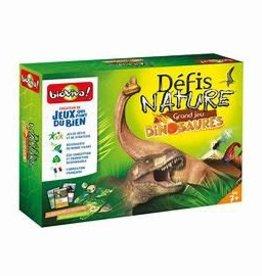 Bioviva Le Grand Jeu Défis Nature: Dinosaures (FR)