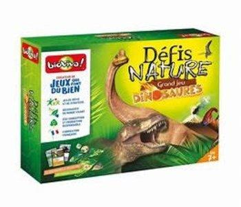 Le Grand Jeu Défis Nature: Dinosaures (FR)