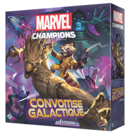 Fantasy Flight Games Marvel Champions: Le Jeu De Cartes: Ext. Convoitise Galactique (FR)