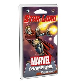 Fantasy Flight Games Marvel Champions: Le Jeu De Cartes: Ext. Star-Lord (FR)