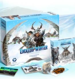 Fantasia Games Endless Winter: Pathfinder (FR) (Kickstarter) Date estimée: Decembre 2021