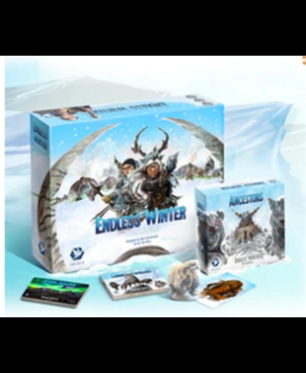 Endless Winter: Pathfinder (FR) (Kickstarter) Date estimée: Decembre 2021