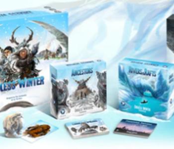 Endless Winter: Shaman (FR) (Kickstarter) Date estimée: Decembre 2021