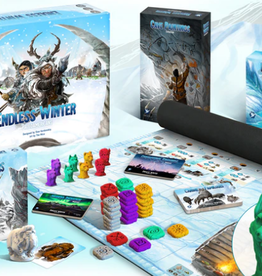 Fantasia Games Endless Winter: Chief (FR) (Kickstarter) Date estimée: Decembre 2021